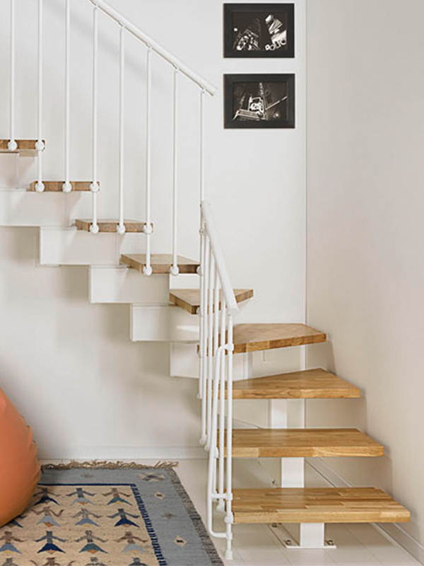 Fascinating space saving stairs design ideas for your home for narrow spiral staircase space - Spiral staircases for small spaces minimalist ...