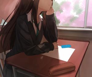 anime girl cute