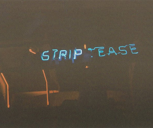 strip tease