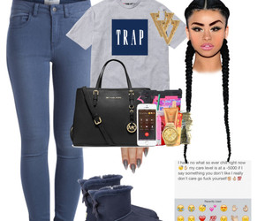 trap queen outfits