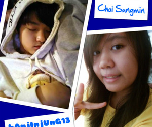 coed sungmin and me!