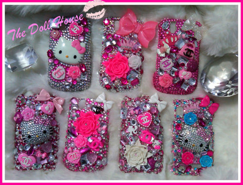 il 570xN.278136285 large Custom Order Bling Rhinestone Cell Phone Case by TheDollHousexoxo