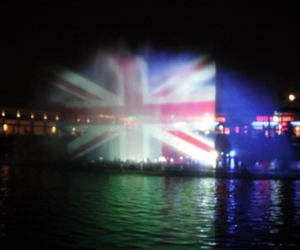 london uk water