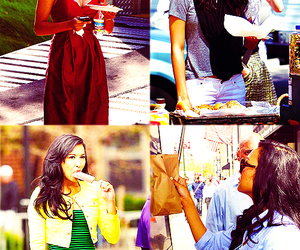 naya rivera and food