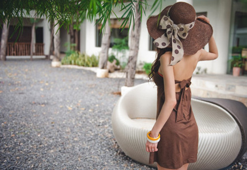 Bow-brown-dress-hat-palm-tree-favim.com-182297_large
