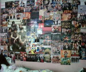 my wall collage
