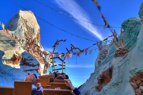 Expedition everest!