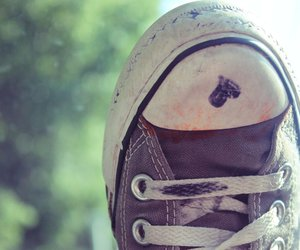 shoes converse old cute