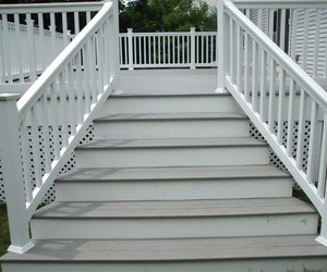Inspiring Outdoor Wood Stairs Design Ideas For Your Homes for ...