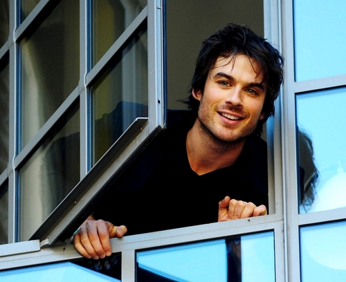 ian somerhalder in london