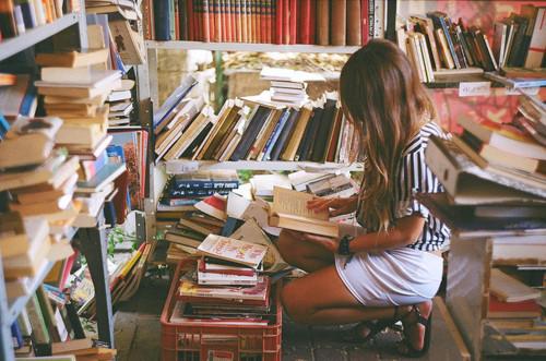 ♥ Reading