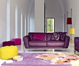 the living room furniture