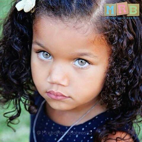 Mixed Race Babies By Kashaela Denice Whi
