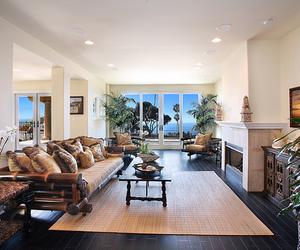 luxe house livingroom