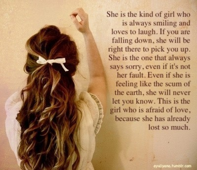 Girl,quote,afraid,laugh,love,perfect-81a71acef9a1b2adfbadf96f13180f82_h_large
