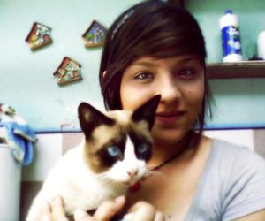 my cat and me *-*
