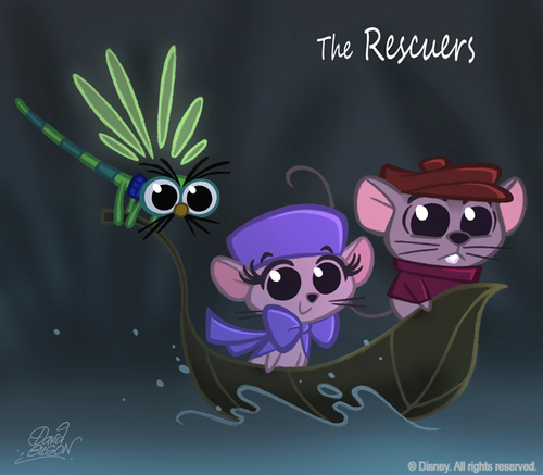 50_chibis_disney___rescuers_by_princekido-d3bg6fc_large