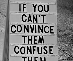 confuse