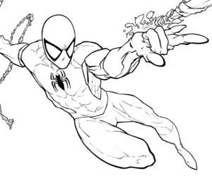 kendall's spider-man