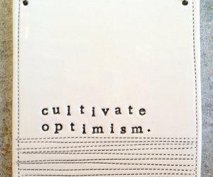 optimism; positive;