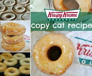 diy krispy kreme donuts