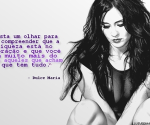 dulce maria frases