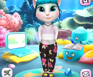 My talking angela - фото 8