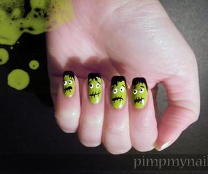 frankenstain nails