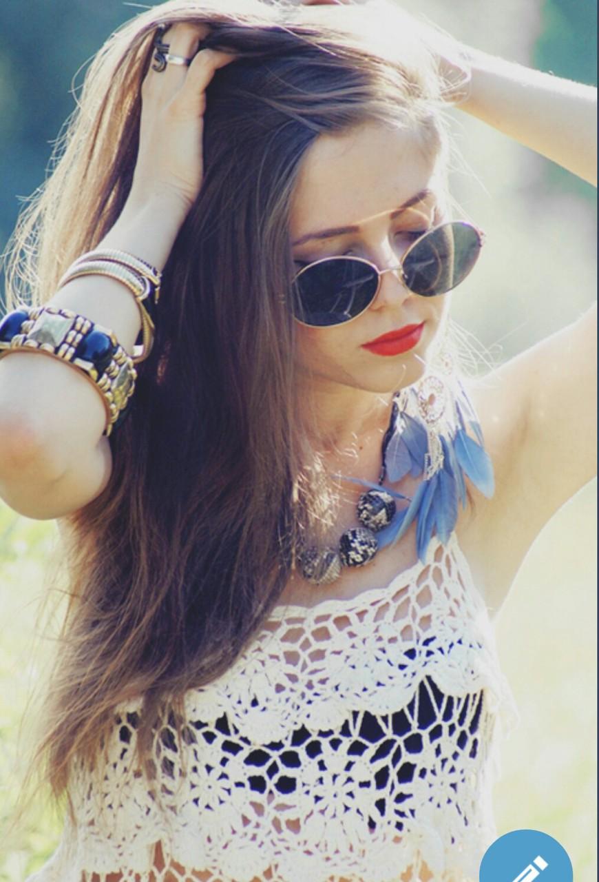 Фото девушки модной на аву