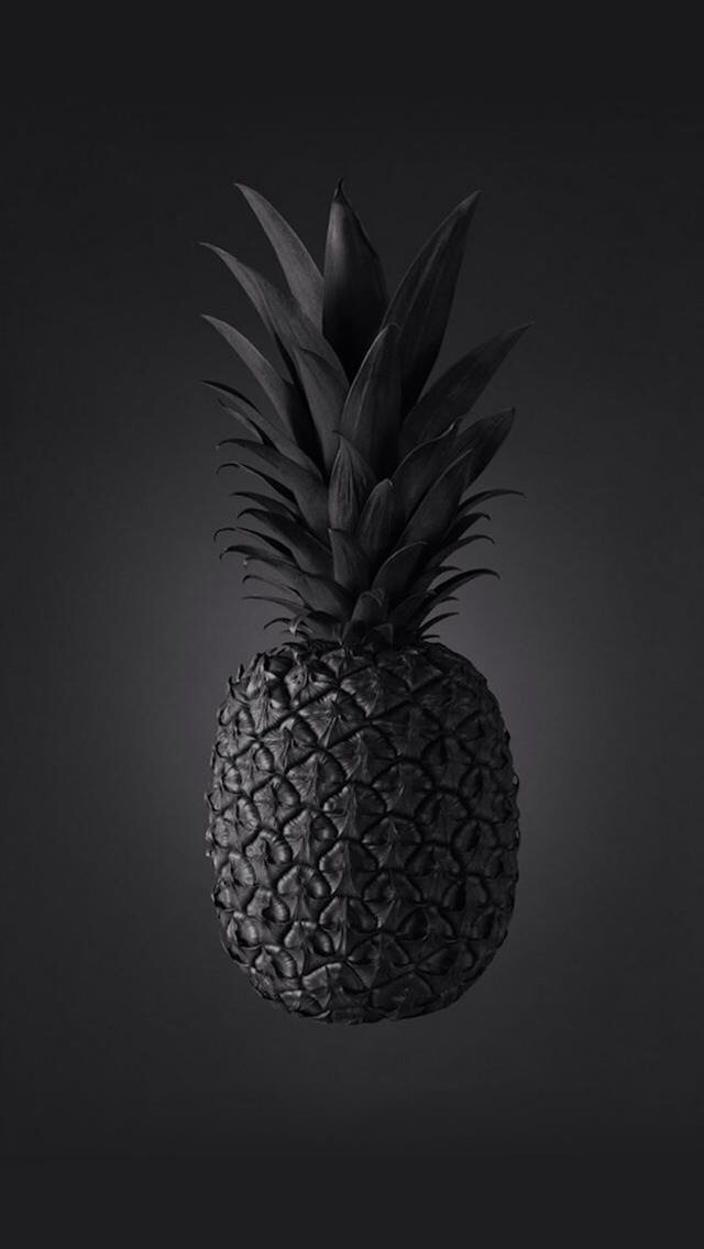 Pineapple Black And White Background Pictures to Pin on ...