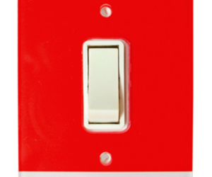 pantone light switch