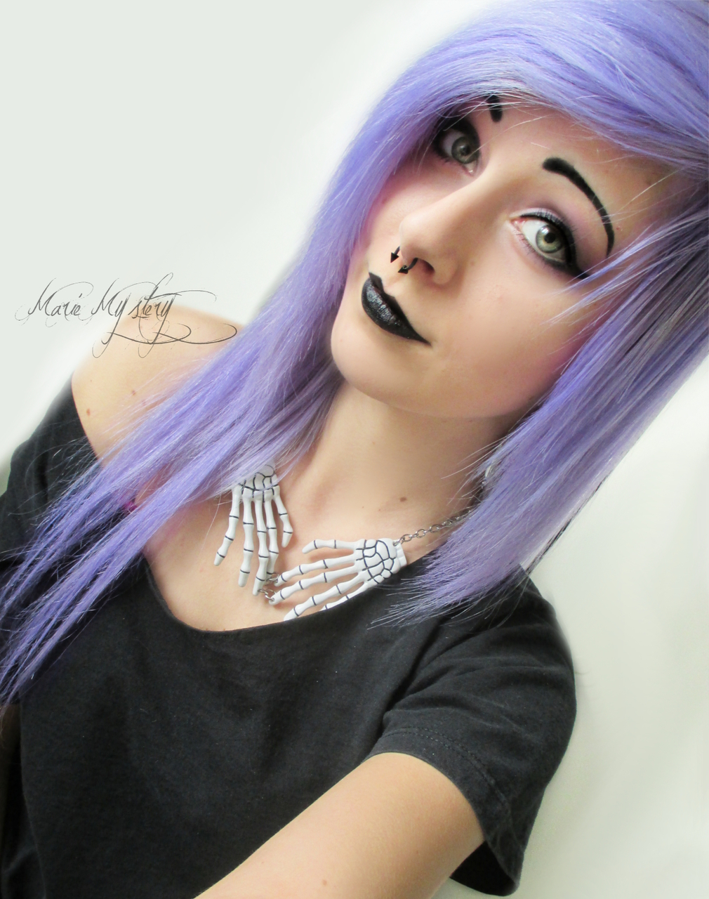 pastel goth hair purple wwwpixsharkcom images