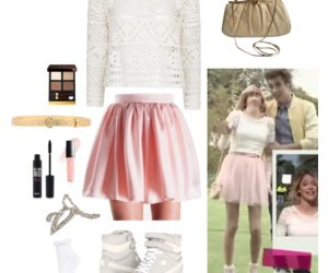 Violetta Style By Tanyatany On Whi