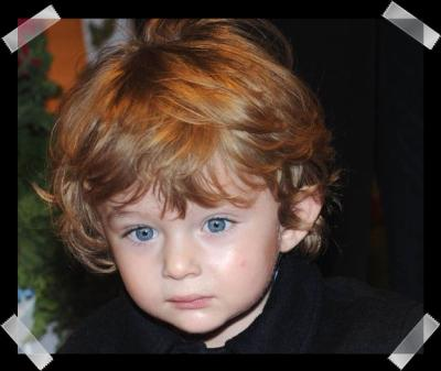 Barron William Trump - Les enfants des stars by Ray | WHI
