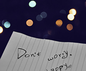 don't wotty