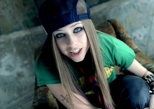 Before After: Avril Lavigne. photo 2