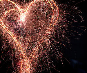 sparks fly with love