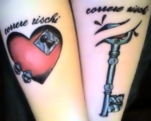 Couples Tattoos on Matching Tattoos For Couples Matching Tattoos For Couple     Tattoos