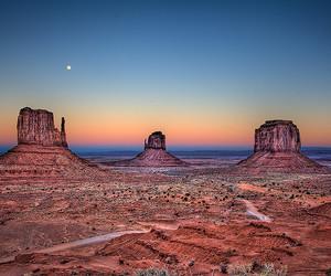 landscape monument valley