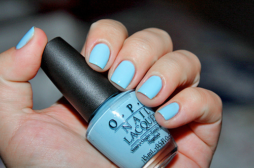 Blue-make-up-nailpolish-opi-separate-with-comma-favim.com-202358_large_large