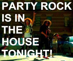 lmfao; party rock; dance