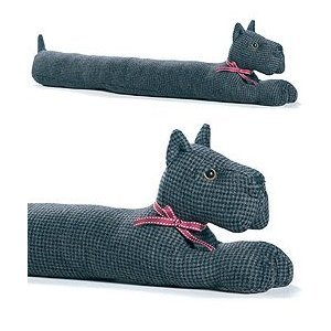 417b4j4SliL. SL500 AA300  large Dora Designs Dog Scottie Calado Excluder Campbell Snr: Amazon.co.uk: Kitchen & Home