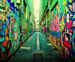 art, graffiti, photography - inspiring picture on Favim.com