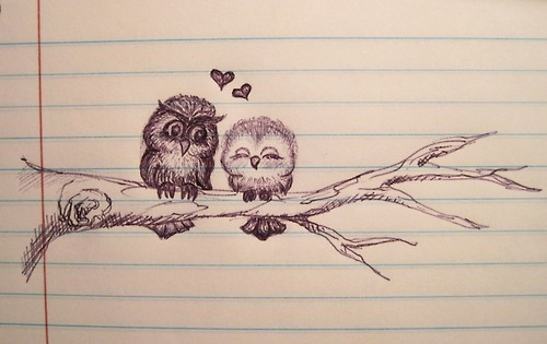 Animal,sketch,bird,amor,animales,love-2d8b85a2317faf1f3332da49134f2006_h_large