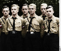 Colorizations By Users - Hitler Youth