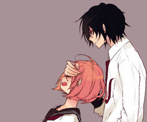 69 Images About Boy And Girl Bestfriends On We Heart It Anime Friends Boy And