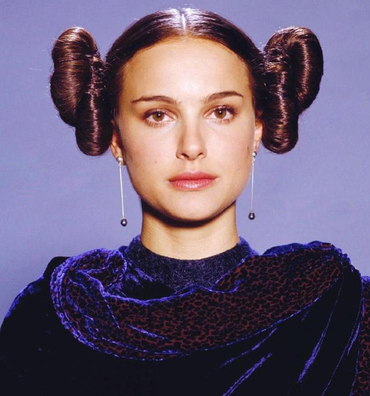 Натали Портман В Звездных Войнах Сколько Лет