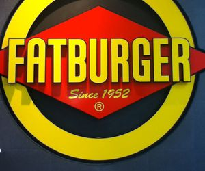 fat burger yumyum!