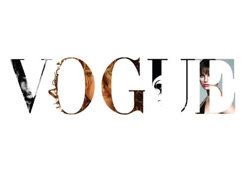 Chanel Iman -  Vogue Japan