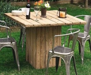 pallets table ideas